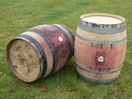 Vinfat 70*70*90cm använt för lagring