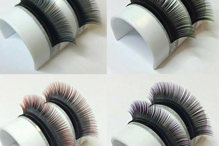 KN- Silk Ombre C-curl 0,20