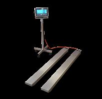 Balkvåg HCBSS-5 i rostfritt stål inkl. KXS-TM