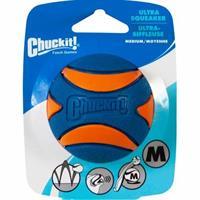 CHUCKIT Ultra pipande boll M