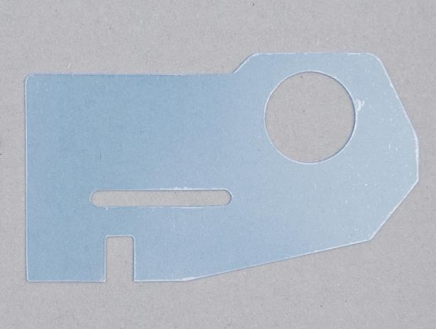 Plastdeksel for børstejul SK 860