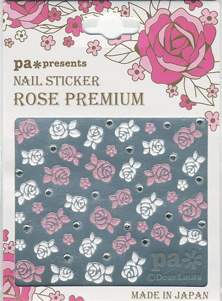 DL- Sticker Rose Premium 03