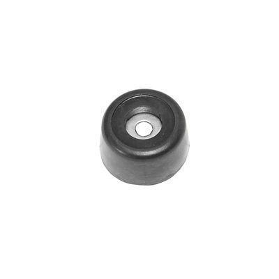 Gummifot 25x10mm med stålbricka
