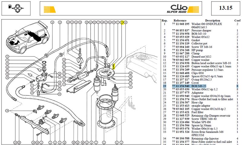VIS BHC M6X25 CL:10.9
