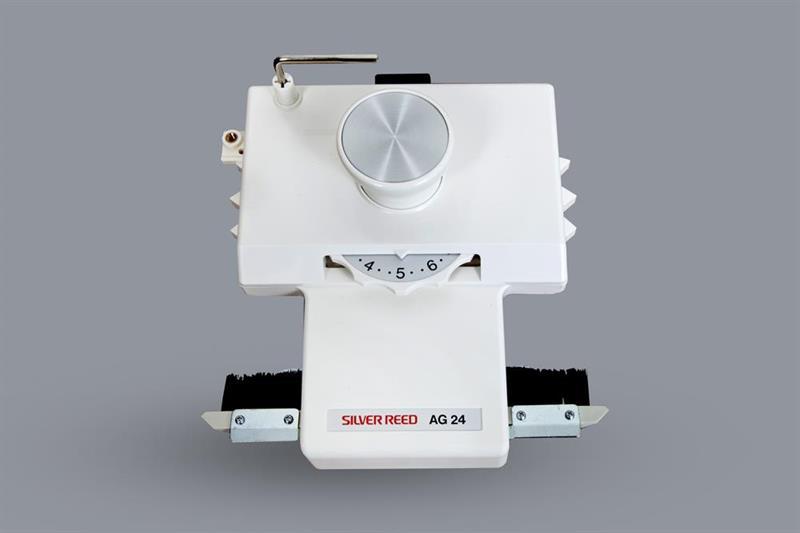 Intarsiaslede 3,6 - 4,5 mm