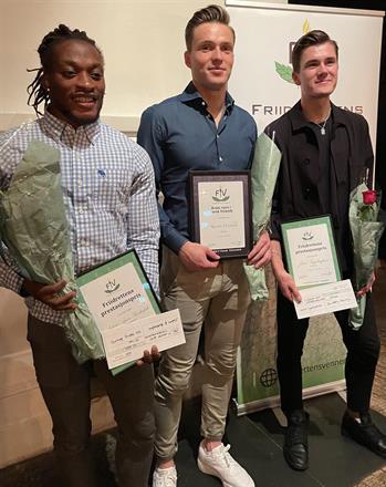 Prisvinnere 2021: Kashafali, Warholm og Ingebrigtsen