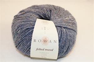 Rowan felted tweed 167