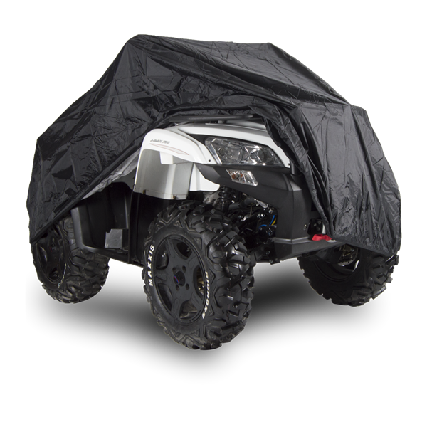 ATV-overtrekk svart