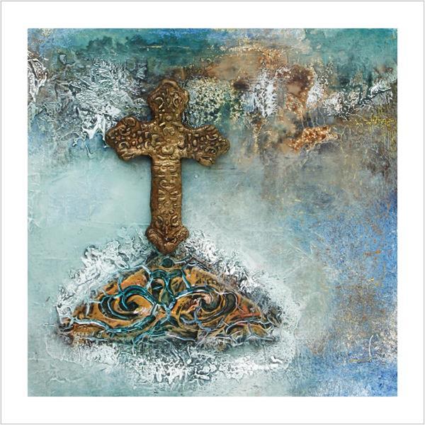 Kunstkort: Kors