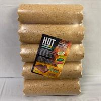 Hot-Brikettiklapi Mix 840kg (Hinnat sisältävät rahdin)