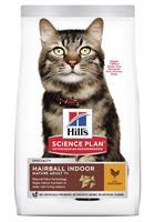 Hills Katt Mature Hairball&Indoor Chicken 1,5kg -