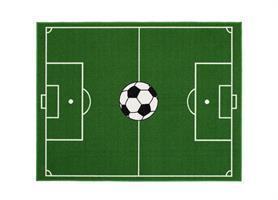 Fotbollsmatta Grön 133*170