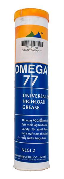 GRAISSE OMEGA77  TUBE DE 400GR