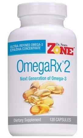 Omega RX 2 120 kapslar
