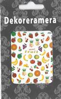 DM- Sticker Fruit