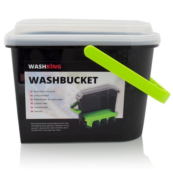 WashKing WashBucket 16L - Sort