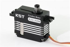 KST X15 1208 · 15 mm digitaalinen HV-Servo 135 Ncm