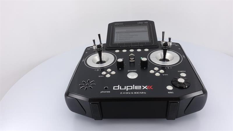 Lähetin Duplex DS-16 II. - Musta