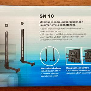 SENACO SN 10 musta