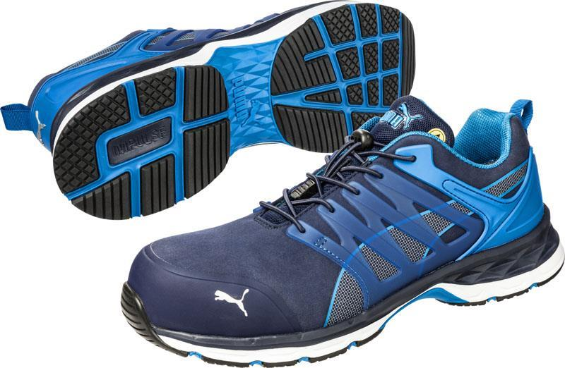 Sko Puma Velocity 2.0 blue S3