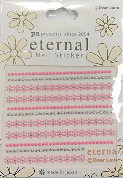 DL- Sticker Ribbon pink