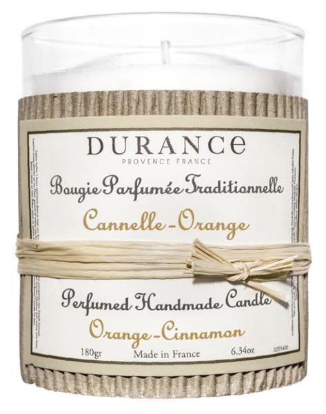 Handcraft Candle Cinnamon Orange 180gr