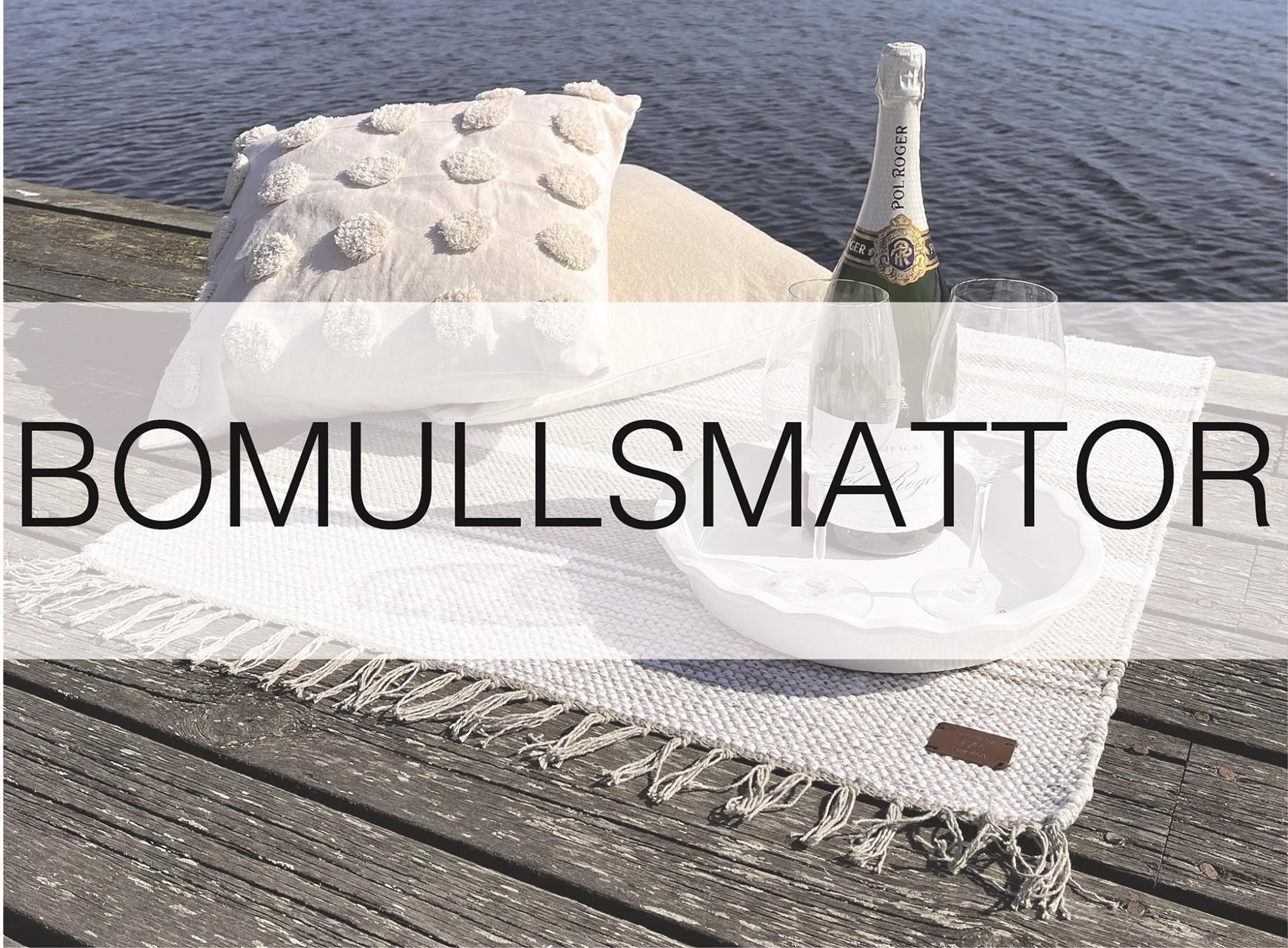Tras/Garn/Bomullsmattor