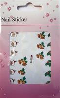 DM- Sticker Christmas bells / Christmas