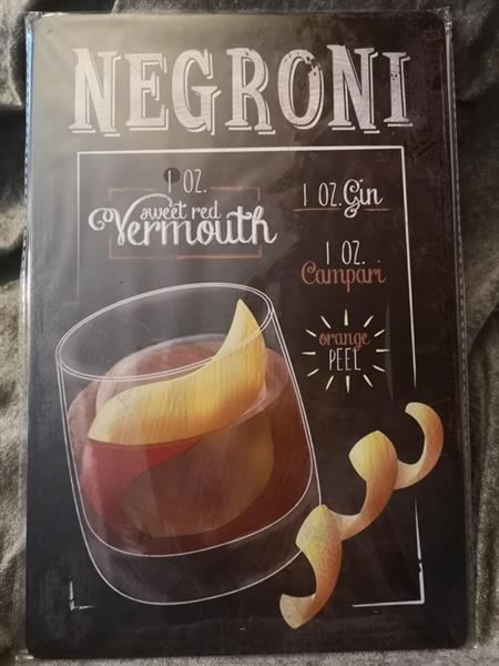 Vermouth, peltitaulu