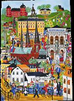 Uppsala, lärdomens stad