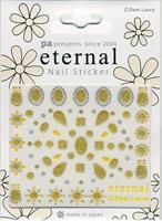 DL- Sticker pattern yellow