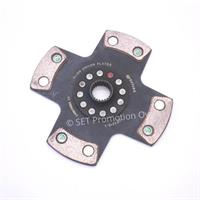 DISQUE EMBR. - Clutch disc CP3219-1 1,00X23-7,11 - Kytkinlevy