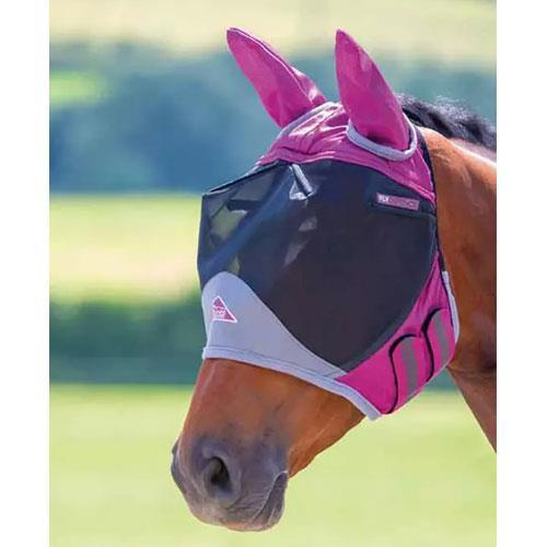 Fly Mask Deluxe med öron
