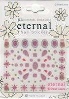 DL- Sticker pattern pink