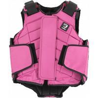 Säkerhetsväst Horka Flexplus Rosa Junior Small