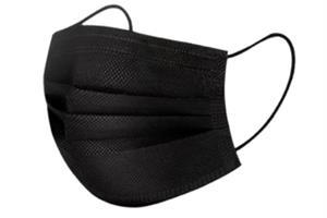 DM- Face Mask Black 50p