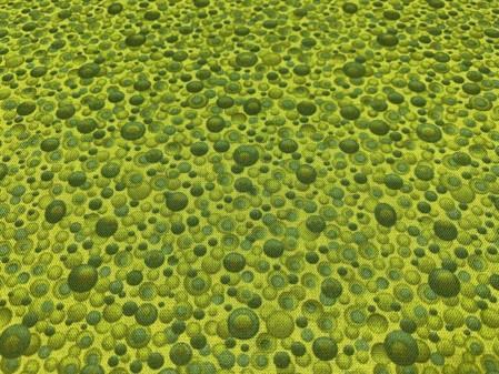 Dreamscapes Digital, grønne bobler