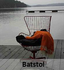 BAT-Stol svart