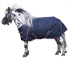Täcke Protector Ponny 150g Marin 85