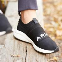Sneakers Ariat Ignite Slip-On Svart 36