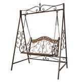 Smidesgunga, hammock, swing