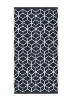 Cube Plastmatta Svart 70*150