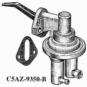 1966-73 BENSINPUMPE 289/302/351WINDSOR