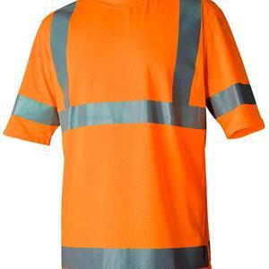 T-shirt varselgul XL