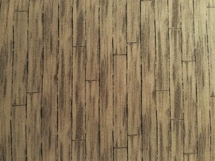Planker, brune