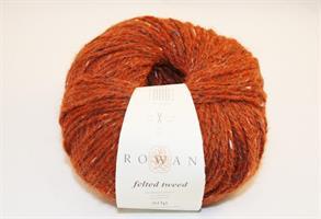 Rowan felted tweed 154