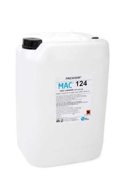 MAC124 Prickbort 25L