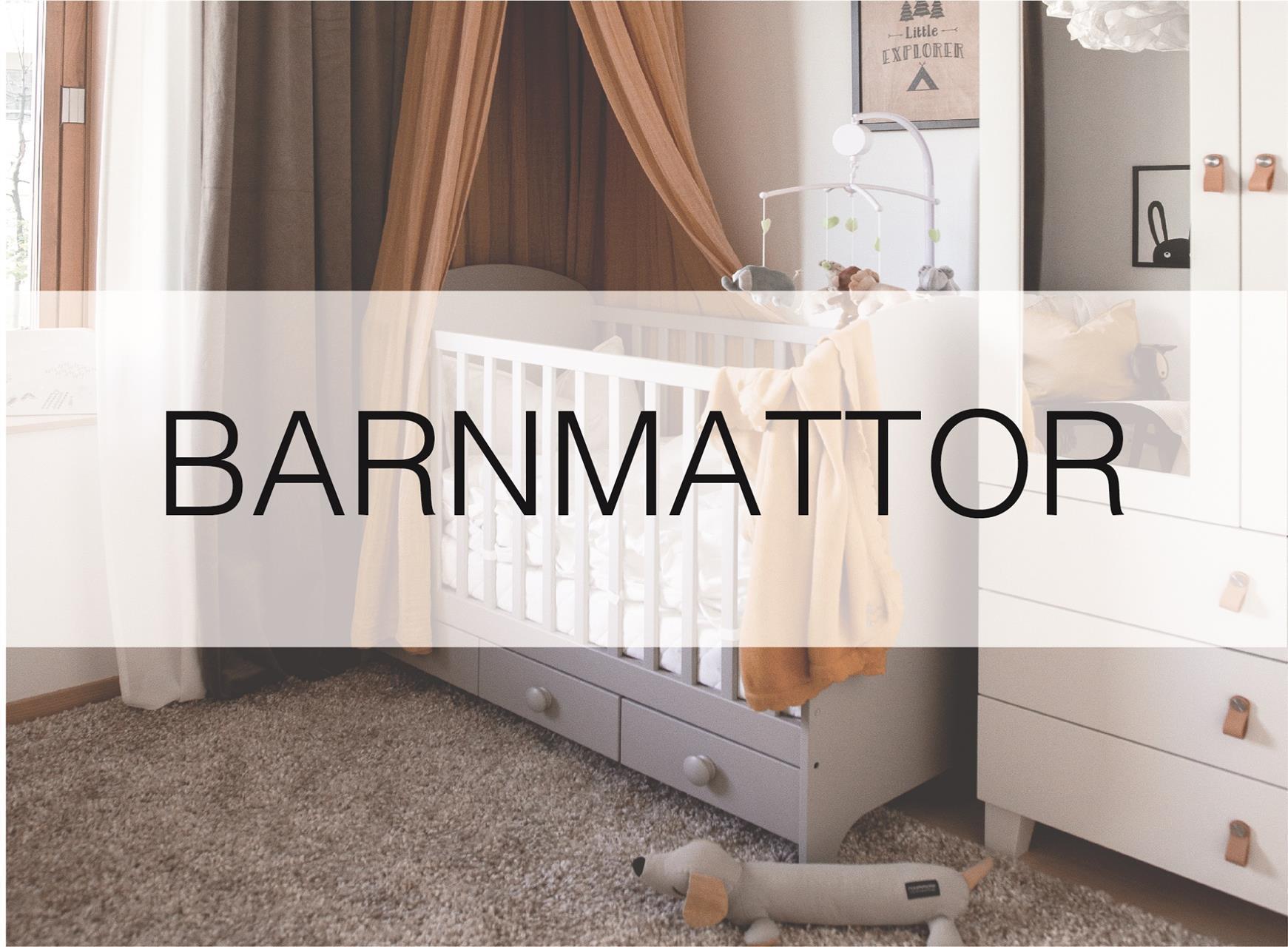 Barnmattor