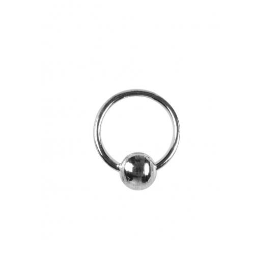 BL- Piercing ring SILVER