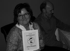 Årets ponnimamma 2012: Rita Olaussen